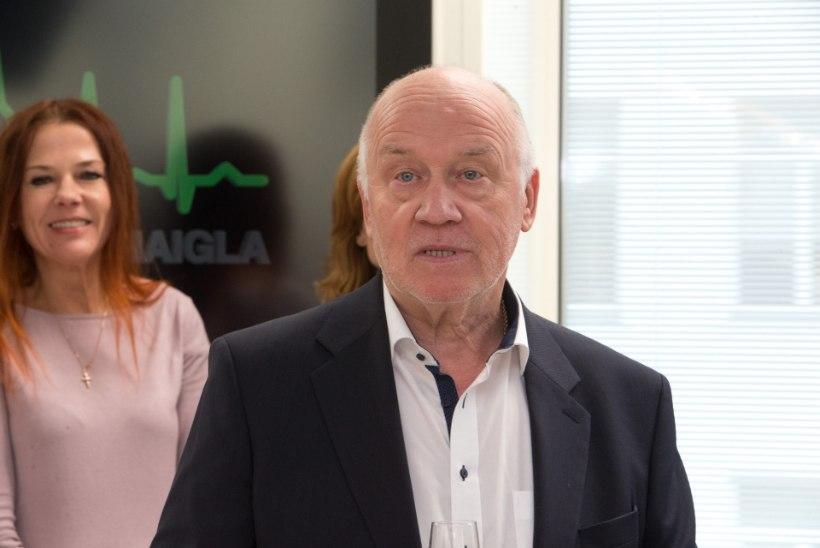 Ida-Tallinna keskhaigla juht: koroonaviiruse haiglasse sattumine on täielik üllatus