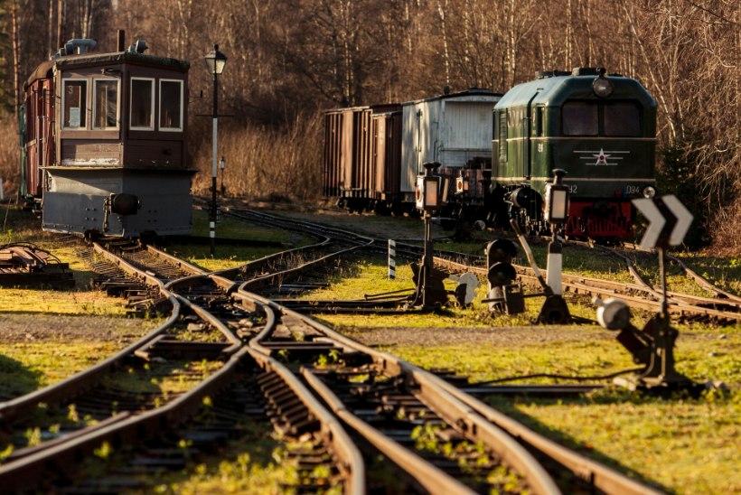 Tõnis Erilaiu lehesaba | Kuidas Eestis sõitis viimane kitsarööpaline rong