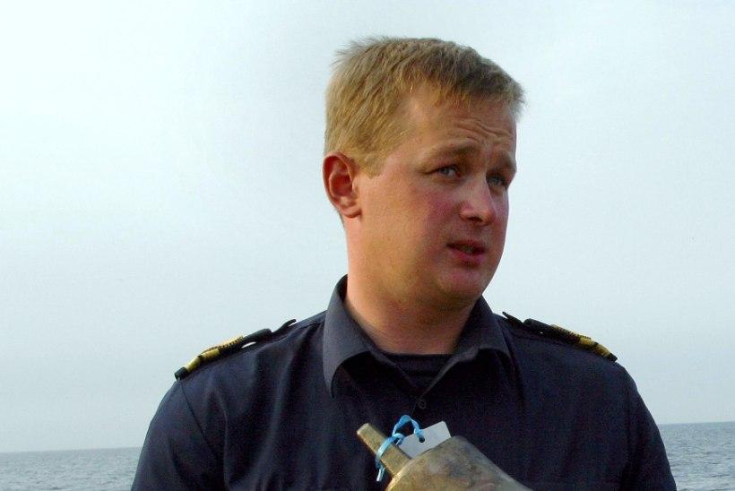 Mereväe ülem: Estonia kokkupõrge allveelaevaga on väga vähetõenäoline