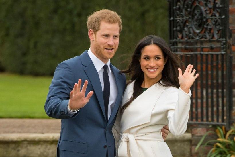 Harry ja Meghan sõlmisid Netflixiga superlepingu