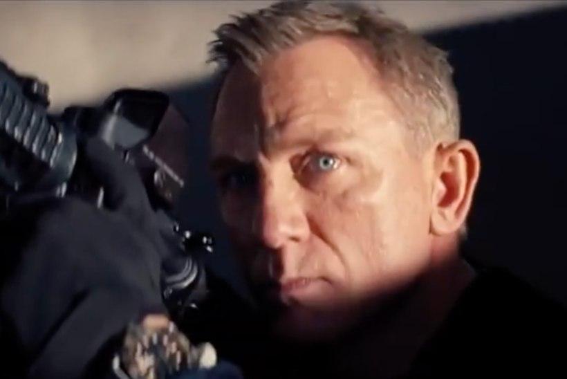 UUS TRAILER! James Bond seisab silmitsi armilise kurjamiga ja saatuslike naistega