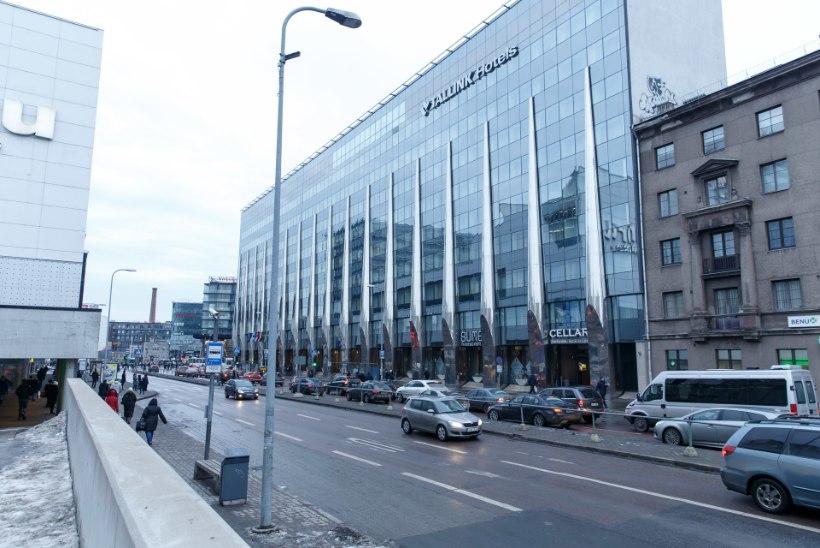 HOTELLINDUSE TUME TULEVIK: üks Tallinki hotellidest läheb remonti, kaks jäävad tühjalt seisma