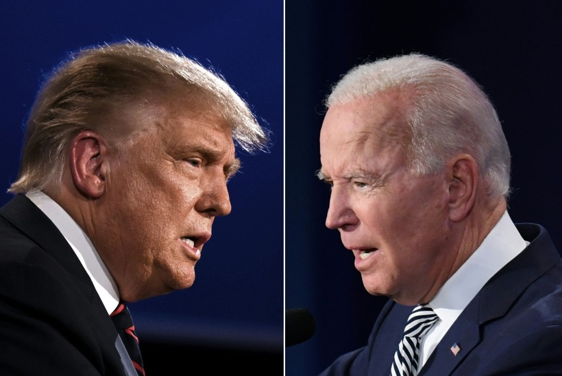 """PASATORM!"": esimene USA presidendidebatt osutus täielikuks kaoseks"