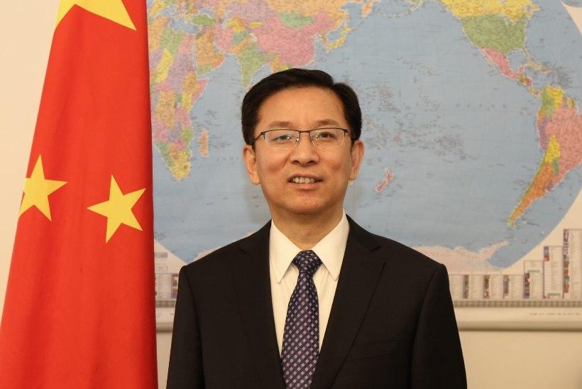 Hiina suursaadik Eestis: oleme seitsme aasta jooksul aidanud Hiinas vaesusest välja üle 90 miljoni inimese