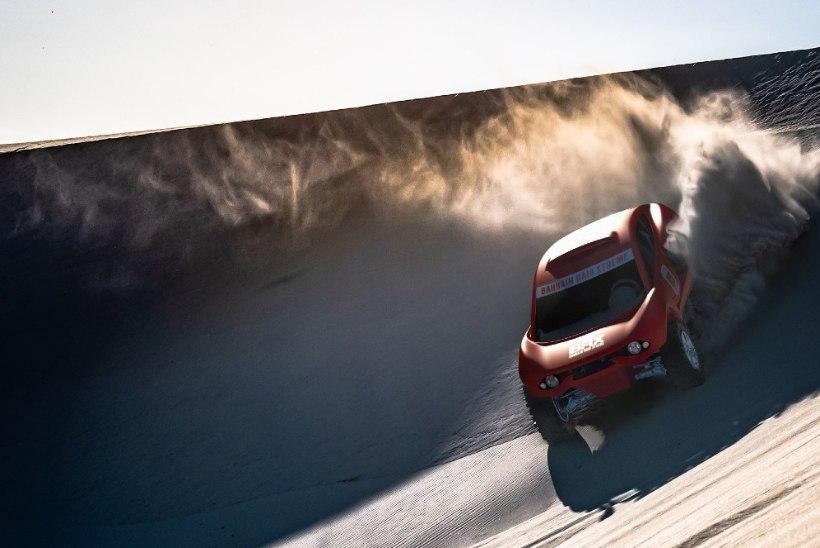 Autoportaal: Sebastien Loebi ja Toyota läbirääkimised jooksid karile, kuid ta leidis Dakari ralliks meeskonna