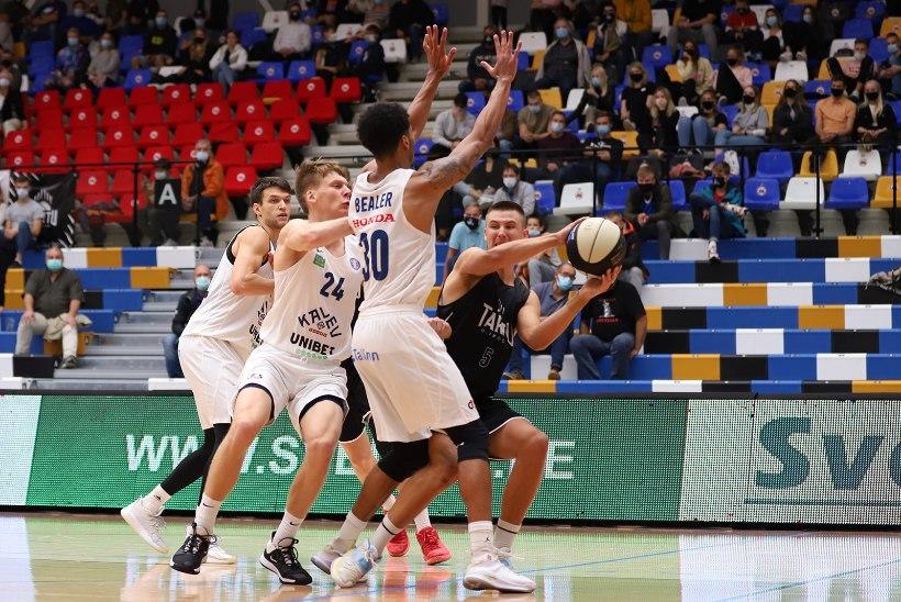 Kalev/Cramo alistas superkarika veerandfinaalis Tartu ja Kalev/TLÜ Rapla