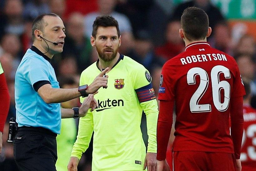 Liverpooli staar: ma ei taha Messit Premier League'i lähedalegi!