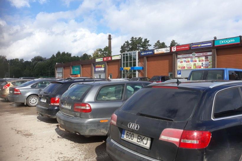 VÕIMAS KAUBARALLI: karantiinihirmus eestlased ummistasid Läti poode!