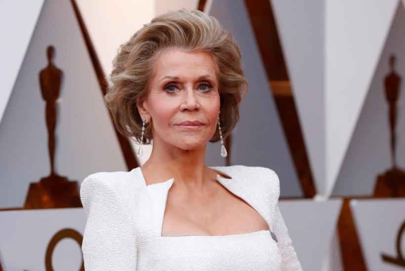 Jane Fonda tunnistab, millise omaaegse kuulsusega ta oleks magada tahtnud