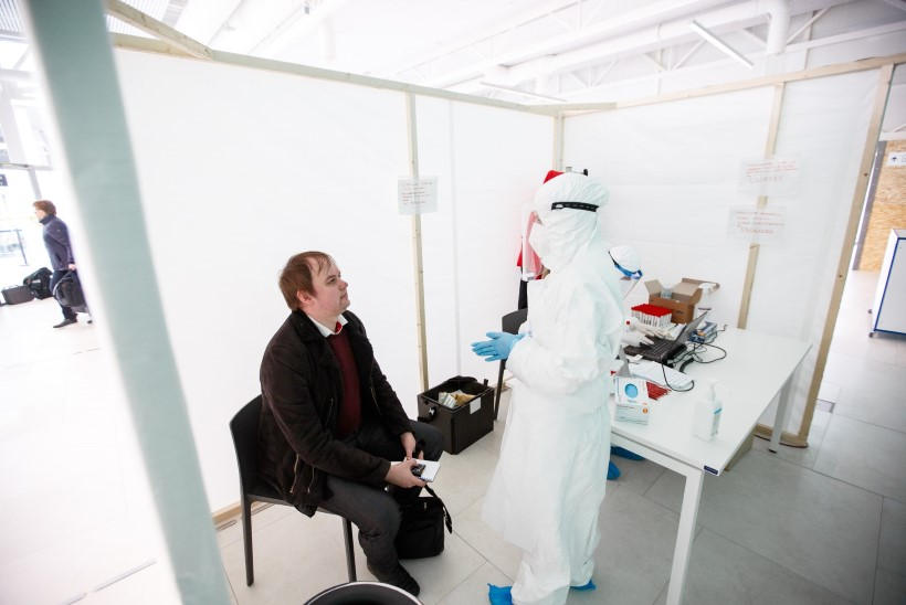 Terviseameti koroonadetektiivid leiavad enamiku nakatumiste algallikatest