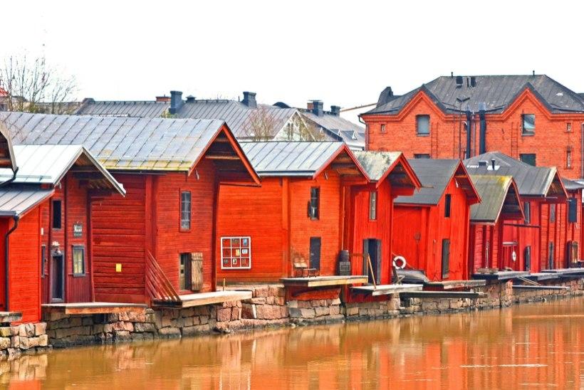 Porvoo: Soome väikelinnas tunned end kui vabaõhumuuseumis
