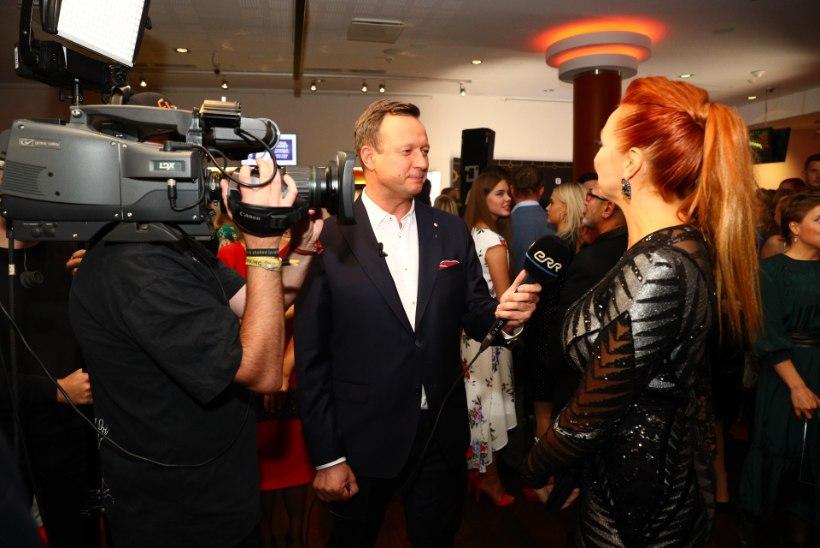 ÕL VIDEO | Parima intervjueerija tiitliga pärjatud Marko Reikop: presidendi intervjueerimiseks pidin ikka natuke vaeva nägema