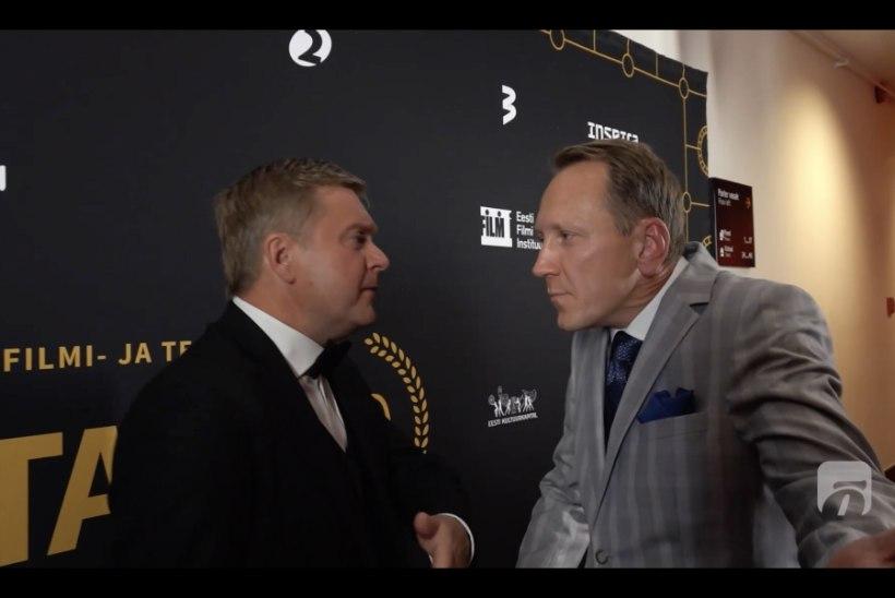 ÕL VIDEO   Parimateks meelelahutussaatejuhtideks pärjatud Teet Margna ja Kristjan Jõekalda läksid intervjuud andes tülli!