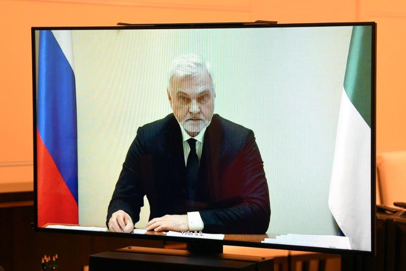 """Eestlane ütles Putinile """"Bur lun"""""""