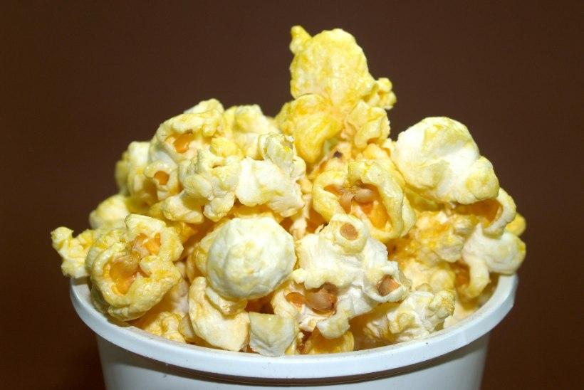 ÕHTULEHE TEST | Popkorn: õige kinonäks olgu piisavalt soolane ja mõõdukalt rasvane