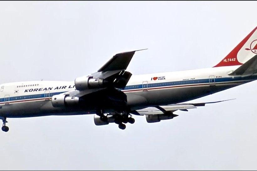 NSVLi HÄBIPLEKK: Nõukogude hävitaja tulistas alla Lõuna-Korea reisilennuki
