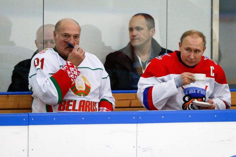 EI TOHI DEMOKRAATIAT LUBADA: Valgevene on Putinile sõjaliselt asendamatu