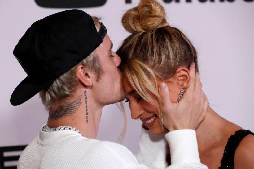 Hailey Bieber seletab, kuidas ta Justini vinnidest-punnidest vabastas