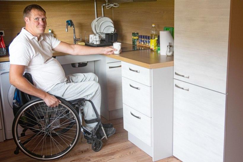 Karmi diagnoosi saanud Robert ei kaota sekundikski lootust
