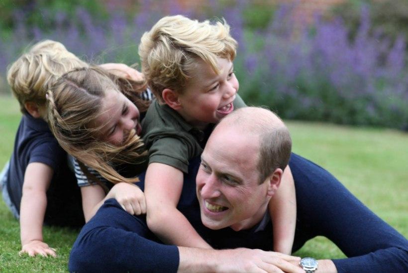 Loomakaitsjate väitel kahjustab prints William oma poja psüühikat