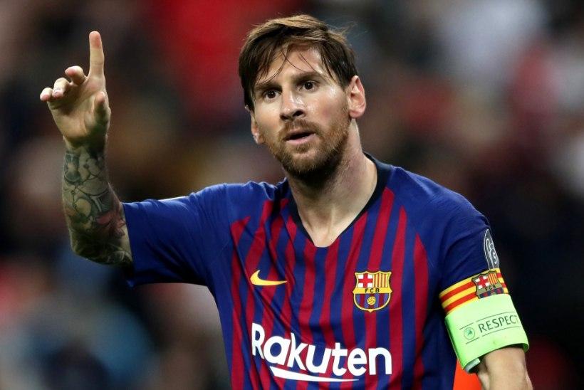 SAAGA LÕPP: selgus Messi järgmise hooaja mängupaik
