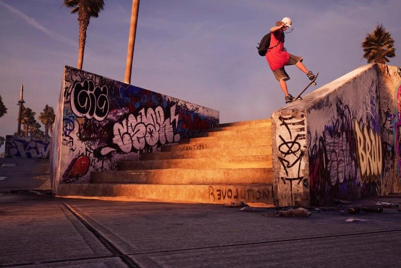 """MULJED: rulamäng """"Tony Hawk's Pro Skater 1 + 2"""" kandideerib kindlasti aasta parima tiitlile"""