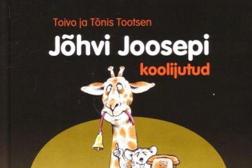 Toivo Tootseni mälestused | Kuidas sündis Jõhvi Joosepi jutunurk