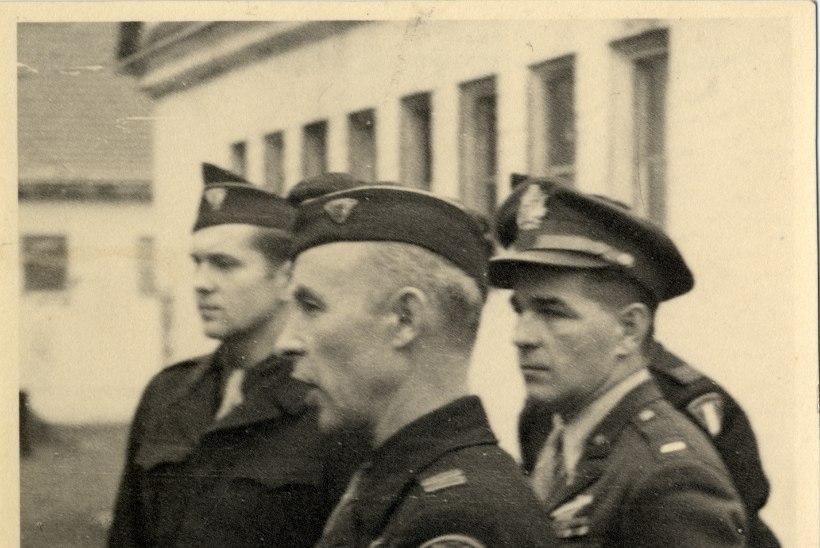 MEHED MUSTAS: eestlased Nürnbergis natsikurjategijaid valvamas