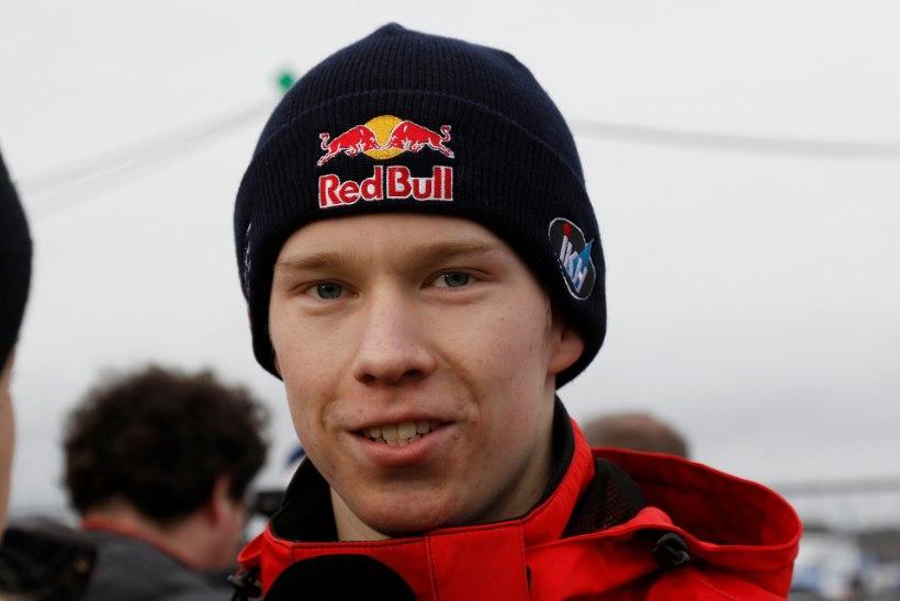 Punktikatse võitnud, kuid üldarvestuses viiendana lõpetanud Rovanperä: andsin endast parima, ent meil oli palju ebaõnne