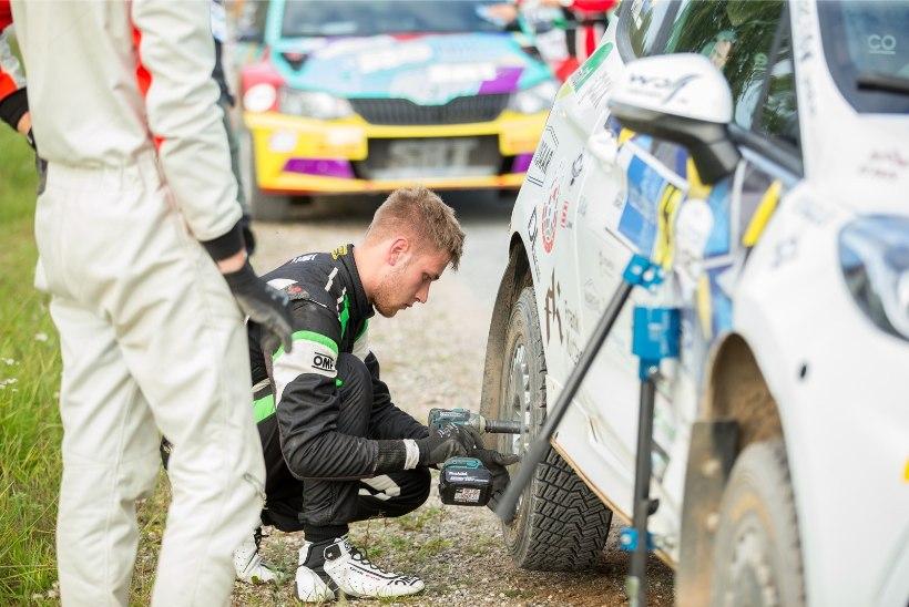 ÕL RALLY ESTONIAL | 20aastane eestlane säras mitmesaja inimese annetuse toel