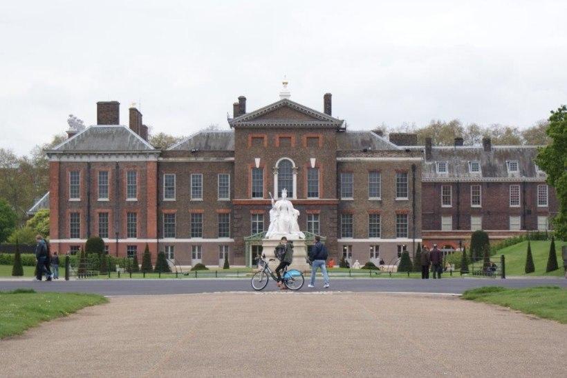 Õudus Kensingtoni palees: prints Williami kodu eest leiti laip