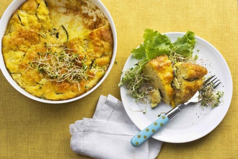 KIIRE ARGINE ÕHTUSÖÖK | Suvikõrvitsa-juustuvorm