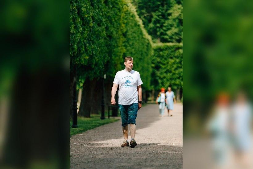 50 kilo kaotanud Jüri: saan vana püksirihma kolm korda ümber keskkoha tõmmata!