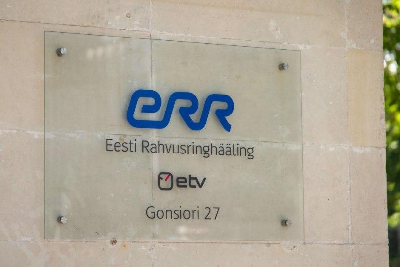 Eesti meediaettevõtted: ERRi online-uudiste rahastamine tekitab ebatervet konkurentsi