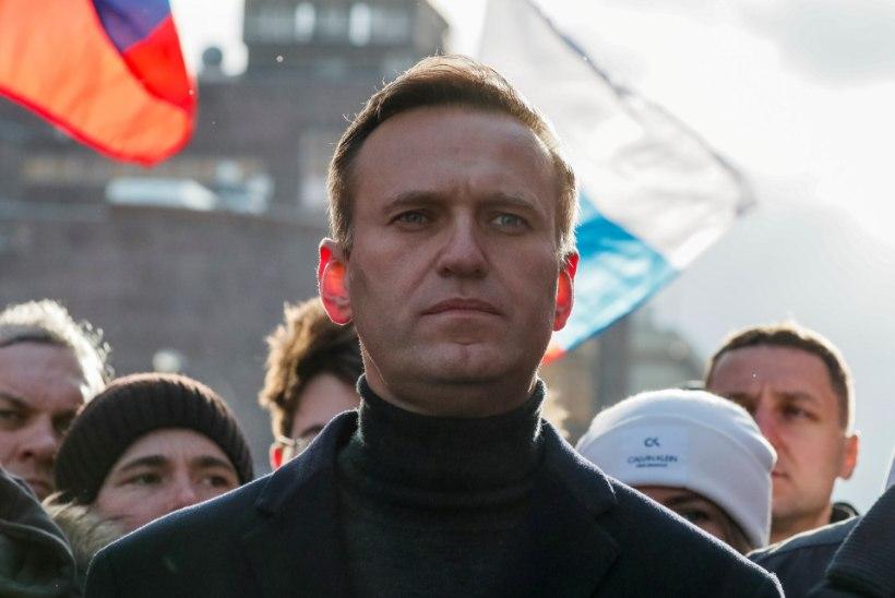 Berliini haigla: Navalnõi toodi koomast välja ja ta seisund on paranemas