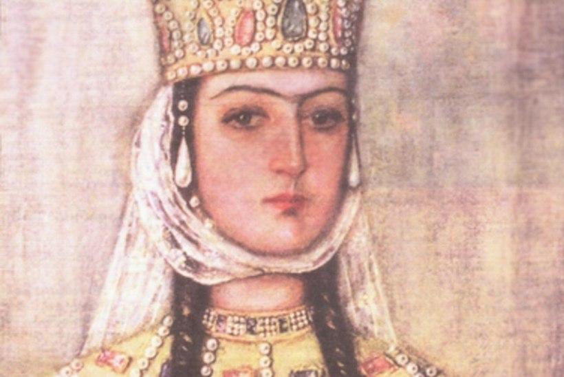 Kuninganna Thamar Suur – karmi käega iludus
