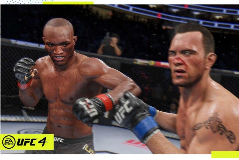 Uue UFC mängu arendajad suutsid fännid tülikate reklaamidega vihale ajada