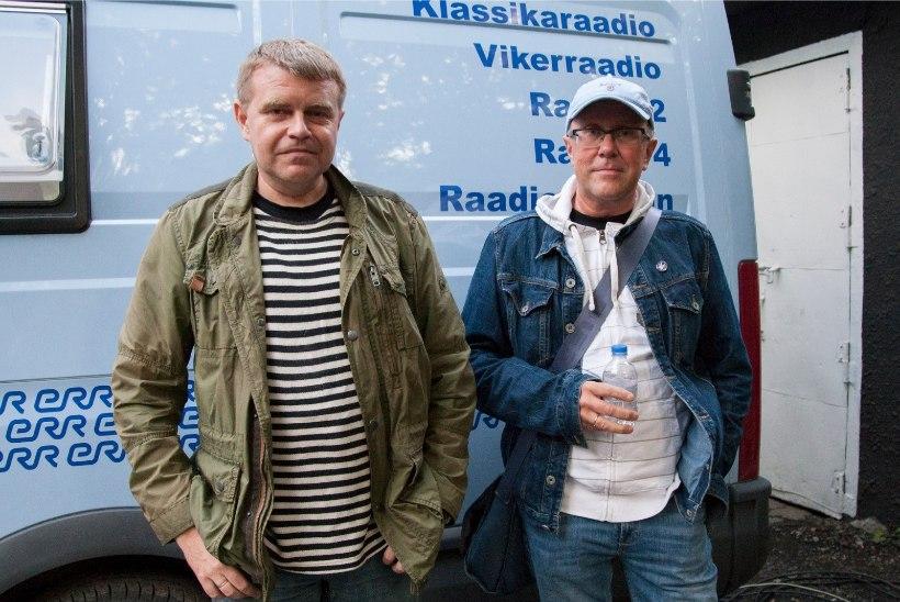 Andrus Kivirähk ja Mart Juur: me pole ammu eetris purjus olnud