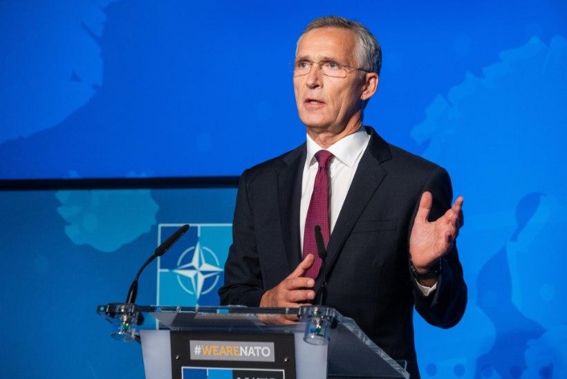 NATO peasekretär kõnes Reinsaluga: liitlased toetavad iseseisvat Valgevenet