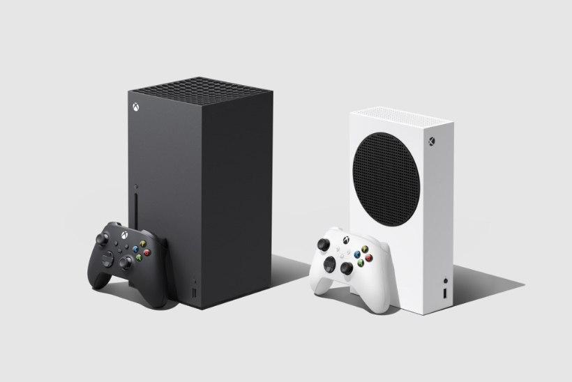 KIVISSE RAIUTUD! Mõlemad Xboxid ilmuvad novembris, eeltellimine algab üsna pea