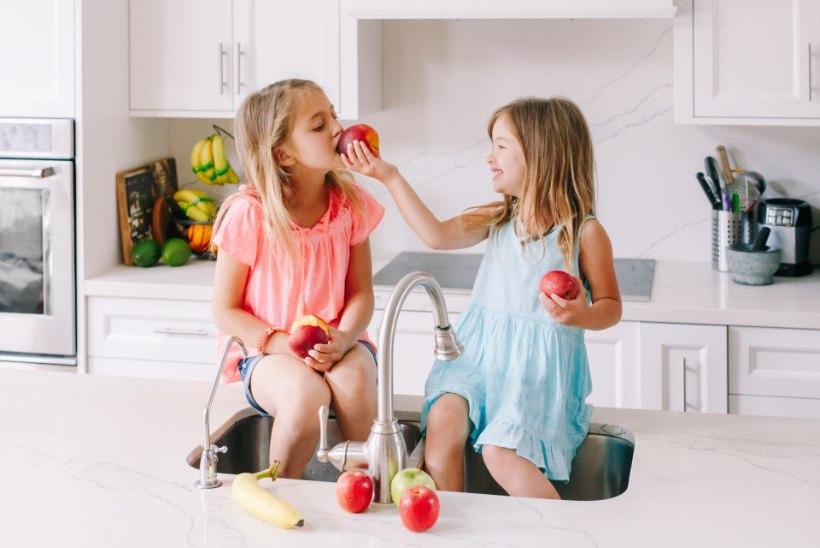Vali endale ja lapsele õiged snäkid – sügisesed marjad ja juurikad on maitsvad ega riku hambaid!