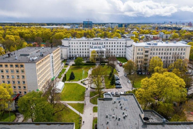 Tallinna keskhaiglad kehtestavad patsientide külastuskeelu, regionaalhaigla veel mitte