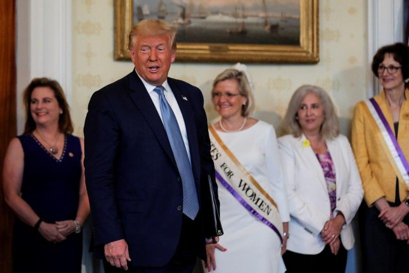 ÕIGUSTATUD OTSUS? Norra poliitik esitas Donald Trumpi Nobeli rahupreemia kandidaadiks