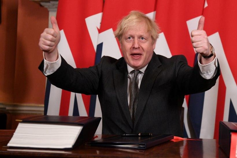 SAIGI TEHTUD! Suurbritannia lahkus Euroopa Liidust