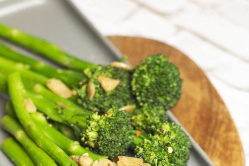 BROKOLINIT EI TASU KARTA! Sel on meeldivam maitse kui brokolil, olles sama kasulik