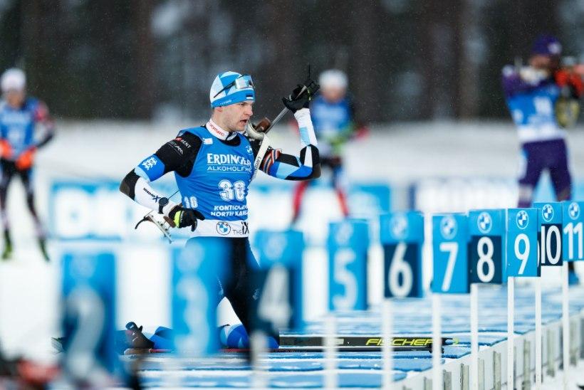 Oberhofi paarissegateate võitis Prantsusmaa, Eesti jäi esikümnest kaugele
