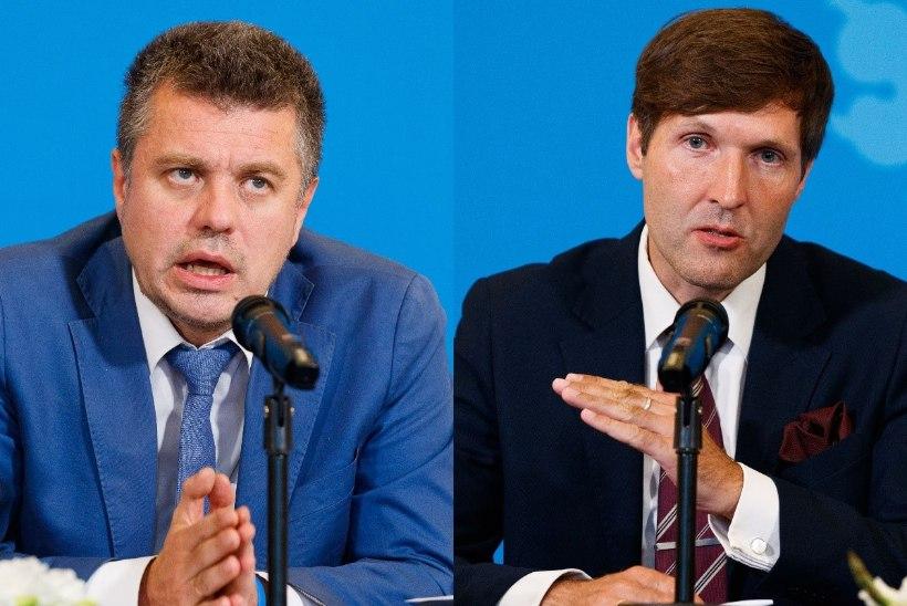Reinsalu ei mõista presidendi vaikimist Reformierakonna muudatusettepaneku kohta, Helme hinnangul tuleb prokuratuuril alustada kriminaalasja