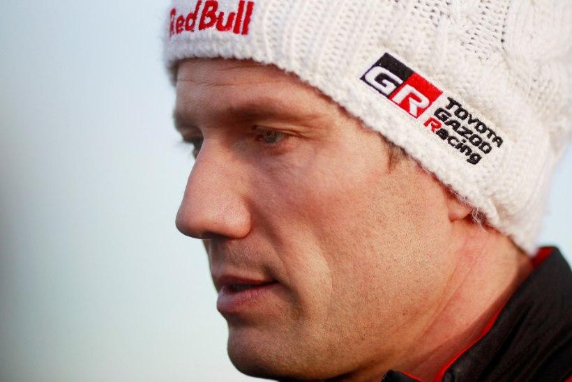 TOHOH! Sebastien Ogier sattus Soomes pahandustesse
