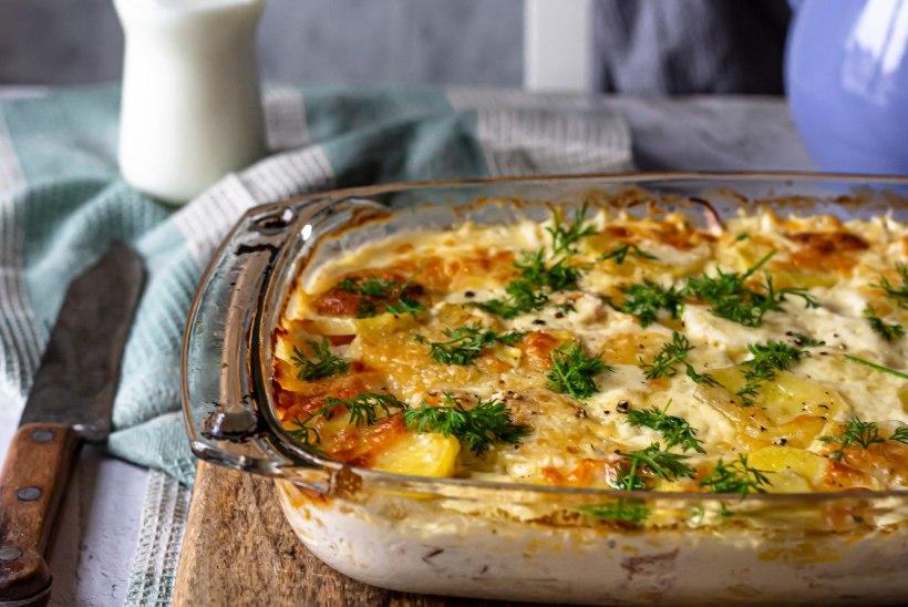 MIDA ME TÄNA SÖÖME? Kiire hakklihasupp, mesine kana ja kõigi lemmik kartuli-singivorm