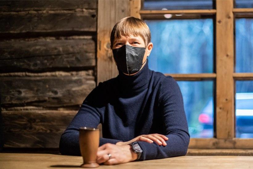 VÄLTIMATULT VAJALIK REIS?! President Kaljulaid nautis aasta lõpus Šveitsis suusarõõme